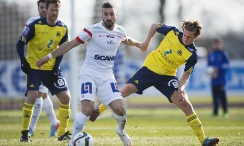 Fotboll, Superettan, €ngelholm - Assyriska