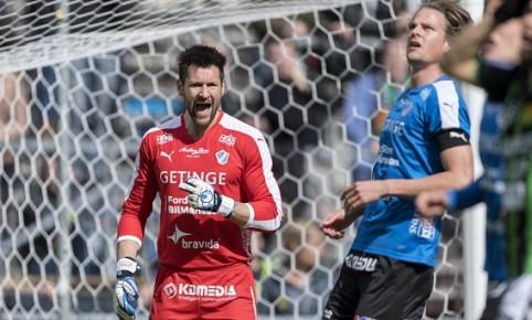 Fotboll, Superettan, Halmstad - GAIS