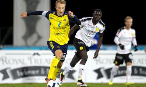 Fotboll, Superettan, Ängelholm - Frej