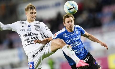 Fotboll, Superettan, Halmstad - Sirius