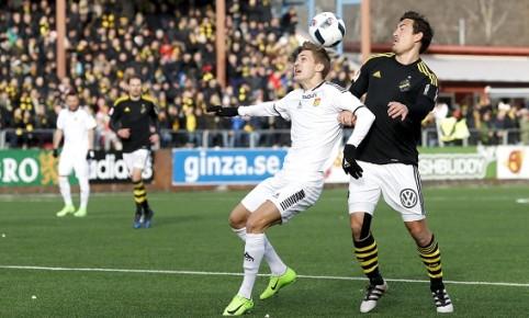 Fotboll, Svenska Cupen, AIK - GAIS