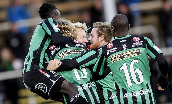 Fotboll, Superettan, Varberg - Ljungskile