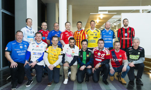 Fotboll, Superettan, upptaktsträff 2017