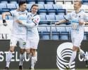 Fotboll, Superettan, Helsingborg - Gefle