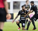 Fotboll, Superettan, Falkenberg - Syrianska