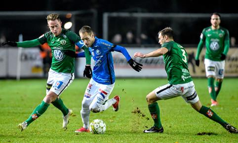 Fotboll, Kval till Allsvenskan, Trelleborg - Jönköping