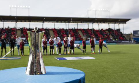 Fotboll, Svenska Cupen, Final, Östersund - Norrköping