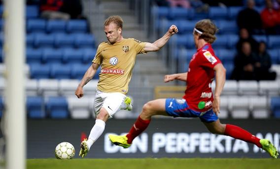 Fotboll, Superettan, Helsingborg - Brommapojkarna