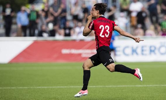 Fotboll, Superettan, Brommapojkarna - GAIS