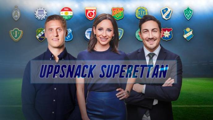 Dplay Snackar Upp Superettan Superettan