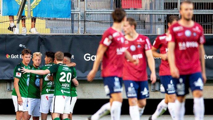 370b3756fd4 Örgryte IS gick mot en stabil seger borta mot Jönköpings Södra, men i den  93:e minuten dök Fredrik Olsson upp med en kvittering för hemmalaget.