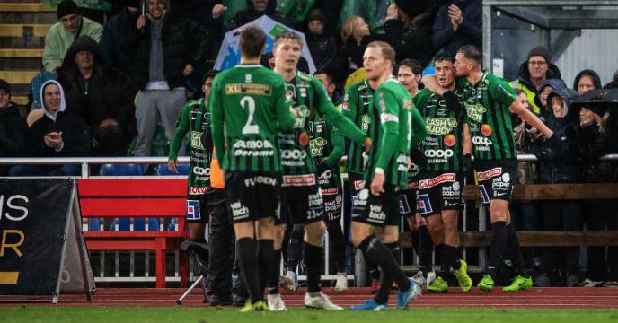 Varbergs Bois Gor Mjallby Sallskap Upp I Allsvenskan Superettan